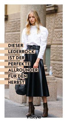 Statt Leder-Leggings tragen wir jetzt diesen Herbst-Trend 24/7