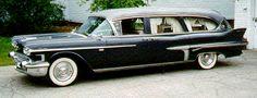 1958 Cadillac Hearse