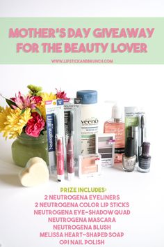 A Mother's Day Giveaway for The Beauty Lover!