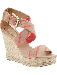 Tommy Hilfiger Dalishay Wedge Sandals