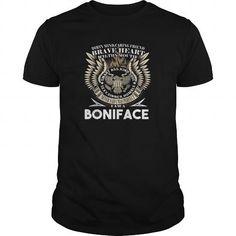 Cool  Best BONIFACIO Original Irish Legend Name -front shirt T shirts