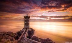 Phare de Kermorvan - Brittany France