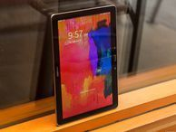 The Samsung Galaxy Note Pro is a hulking behemoth (pictures) Samsung goes extra-large with its Galaxy Note Pro tablet, a 12.2-inch giant.