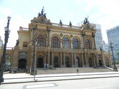 Teatro Municipal • 2014 [Foto Marcelo Lira]
