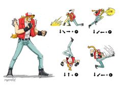 Terry Bogard by marmotagem King Of Fighters, Anatomy, Snoopy, Deviantart, Artist, Artwork, Fictional Characters, Work Of Art, Auguste Rodin Artwork