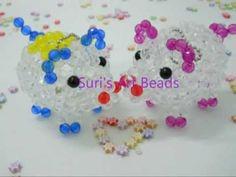 Cute Bead Animals - Suri's Art Beads - YouTube