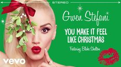 Gwen Stefani's Christmas Album Is Already Here And It Features A Romantic Duet With Blake Shelton - Check It Out! #BlakeShelton, #GwenStefani, #YouMakeItFeelLikeChristmas celebrityinsider.org #Music #celebritynews #celebrityinsider #celebrities #celebrity #musicnews