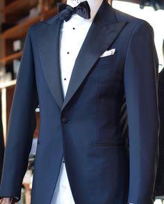 #formal #wear #bespoke #bespoketailoring #zaremba #zarembabespoke #tuxedo #menswear #menstyle #dapper #dinnersuit