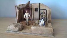 star wars shelf diorama - Google Search