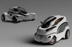 MONO a Transformable Electric Vehicle by Heesang Ahn