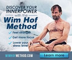 We previously published an article about Wim Hof, holder of 20 Guinness World Records for withstanding extreme temperatures. He has climbed Everest and Kilimanjaro in only shorts and shoes, stayed comfortably in ice baths for hours, and run a marathon in the desert with no water.Wim is able to accomplish these feats with ease through the use of 'The Wim Hof Method' -- a breathing technique that allows you to control the autonomous systems of the body...