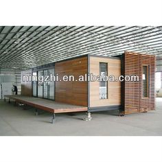 modular shipping container home/sandwich panel container home