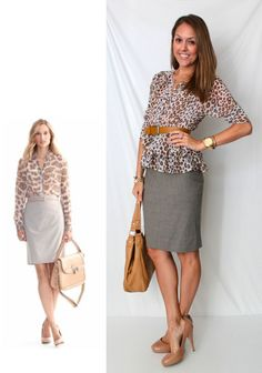 J's everyday fashion. Great blog where she recreates expensive outfits with affordable stuff.