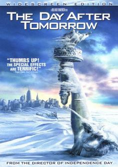 The Day After Tomorrow movie dvd cover