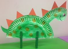 Dinosaur Craft WkeyA0K1