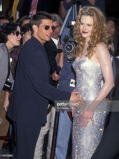Actor Tom Cruise and actress Nicole Kidman attend the 'Batman... News Photo | Getty Images