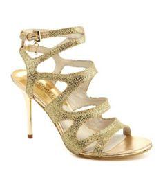 MICHAEL Michael Kors Yvonne Ankle-Strap Sandals | Dillards.com