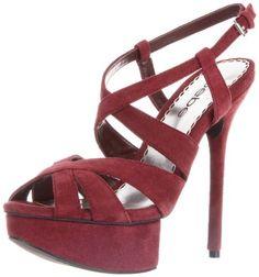 Bebe Women's Lyndall Platform Sandal