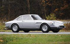 1966 Ferrari 330 GTC Coachwork by Pininfarina