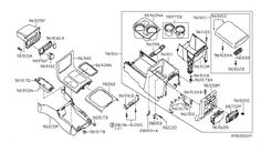 2010 Nissan Pathfinder Miscellaneous - Diagram A 002