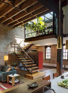 Tribeca Loft Andrew Franz Architect