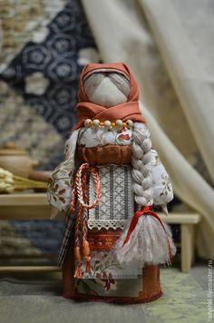 Купить Народная кукла. Оберег Рябинка - оберег, оберег для дома, обереги в подарок, оберег для семьи