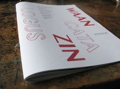 Waanzin catalogus