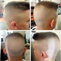 A great high and tight...emphasis on the tight