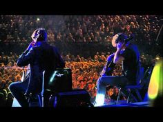 2CELLOS - Where The Streets Have No Name [LIVE at Arena Pula]. As a lapsed violinist I find this super impressive.