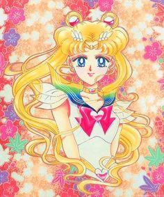 Super Sailor Moon (Source: Takeuchi Naoko)