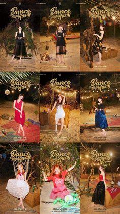 TWICE #Summer_Night #Dance_The_Night_Away