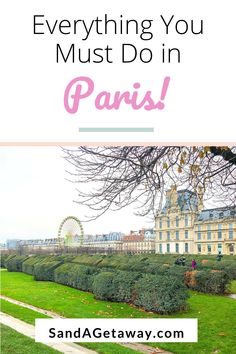Looking to spend a few days in Paris?  This is everything you must see in Paris!  You will walk through Paris in style, and go to the best restaurant and bars with the perfect Paris aesthetic with our Paris travel guide!  You will see our favorite things to do in Paris, and get great photography tips!  Between the Eiffel Tower, Arc de Triomphe and Notre Dame, you will never be bored while traveling Paris! Adventure Photography, Photography Tips, Travel Photography, Cool Places To Visit, Places To Travel, Travel Destinations, Must Do In Paris, Three Days In Paris, Prague Travel Guide