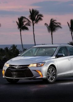 The Toyota Camry lineup gets a new model that bumps up the sporty character of the family sedan. It's called the SE Special Edition.