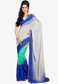 #Saree - #SAREES - #jabongworld #indianethnic #ethnic #indiansaree indian ethnic #fabdeal