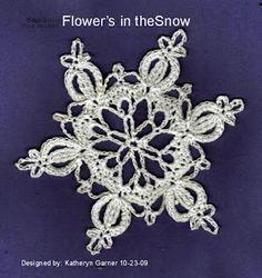 Free Crochet Patterns: Free Crochet Snowflake Patterns + pattern links