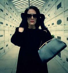 Lana rocks! Sarah Paulson. American Horror Story Asylum. #LanaBanana