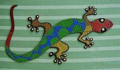 Résultats de recherche d'images pour « lagartijas en puntillismo »