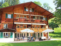 Ferienwohnung Grindelwald mit Terrasse oder Balkon für bis zu 2 Personen mieten