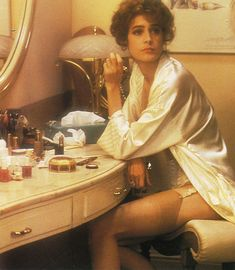 Sean Young/Movie title:No way out. Nylons, Young Movie, Sean Young, Sf Movies, Star Actress, Juergen Teller, Kim Basinger, No Way Out, Kevin Costner