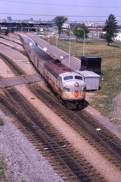 www.trainweb.org oldtimetrains photos cpr_diesel ottawa.htm Canadian National Railway, Canadian Pacific Railway, Ontario, Ottawa Valley, Holiday Train, Covered Wagon, Canada, Train Engines, Train Journey