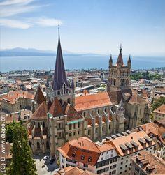 Offre d'hôtel - vacances à Lausanne en été » Hotel Continental