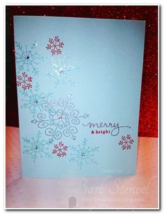 Clean and Simple card using Stampin' Up! Endless Wishes Photopolymer Stamp set
