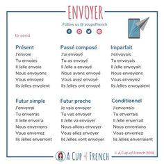 "Conjuguer le verbe ""envoyer"""