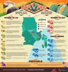 Davao City: Treasures and Pleasures from Islands to Highlands - Choose Philippines - Authentic Filipino Experiences. Cancun Hotels, Beach Hotels, Beach Resorts, Philippines Culture, Philippines Travel, Davao, Beach Trip, Beach Vacations, Hawaii Beach