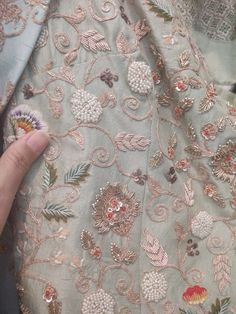 Colors & Crafts Boutique™ offers unique apparel and jewelry to women who value versatility, style and comfort. We specialize in customized attires crafted in high quality fabric and craftsmanship. Please note: These are not our designs. We can custom make Zardosi Embroidery, Pearl Embroidery, Wedding Embroidery, Tambour Embroidery, Hand Work Embroidery, Couture Embroidery, Embroidery Suits, Indian Embroidery, Embroidery Fashion