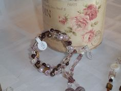 Another memory wire bracelet