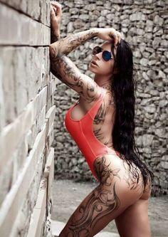 Karla spice gets naked