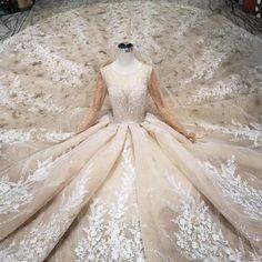Wedding Dresses 2018, Formal Dresses, Muslimah Wedding Dress, Wedding Dress Silhouette, Lace Fabric, Veil, Ball Gowns, Tulle, Dress Long