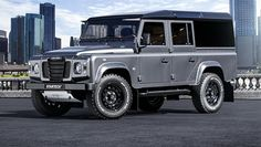 Tuning:  Startech Land Rover Defender Sixty8