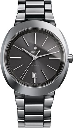 Rado Watch D-Star XL #bezel-fixed #bracelet-strap-ceramic #brand-rado #case-material-ceramic #case-width-42mm #date-yes #delivery-timescale-call-us #dial-colour-grey #gender-mens #luxury #movement-automatic #official-stockist-for-rado-watches #packaging-rado-watch-packaging #style-dress #subcat-d-star #supplier-model-no-r15760112 #warranty-rado-official-2-year-guarantee #water-resistant-100m